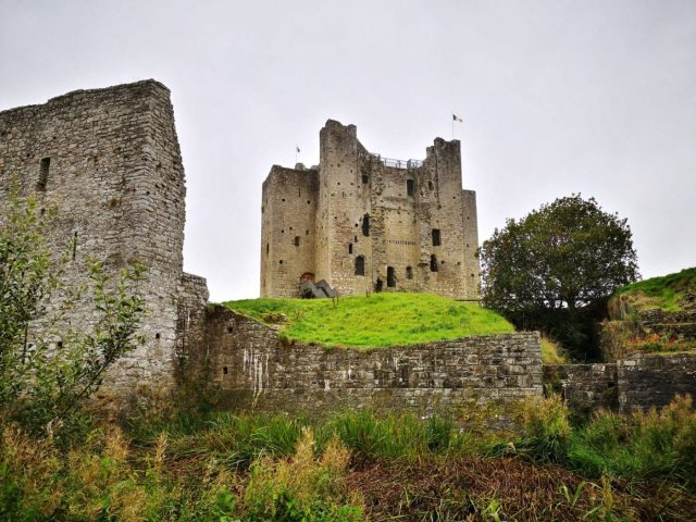 Trim Castle - One of the first stops on our Shamrocker 5 Day Tour of Ireland