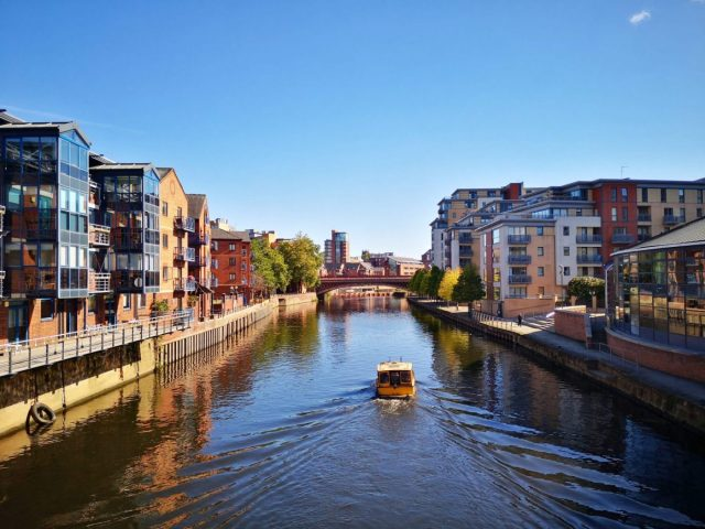 The Free Water Taxi in Leeds - Free Museums in Leeds City Centre