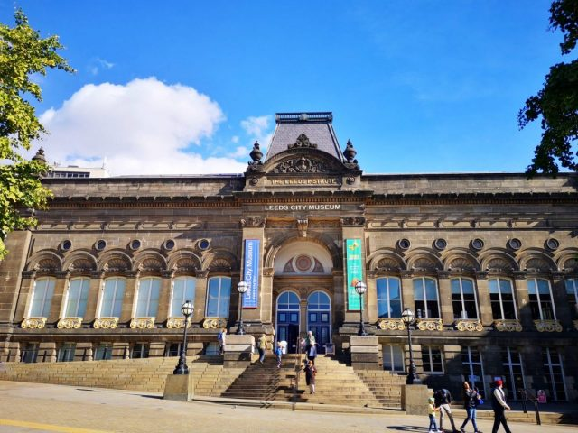 Leeds City Museum building, designed by Cuthbert Brodrick - Free Museums in Leeds