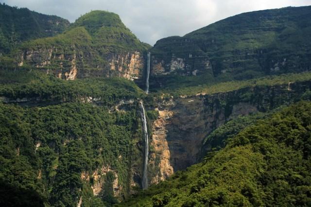 Gocta Falls Chachapoyas Peru - The Best Hikes in Peru