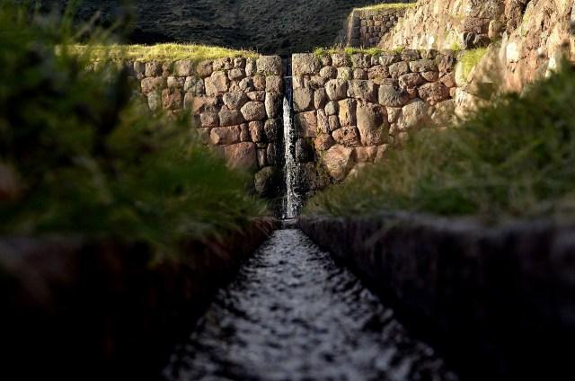 Inca Water Channels - What's Included in the Boleto Turistico Cusco Tourist Ticket