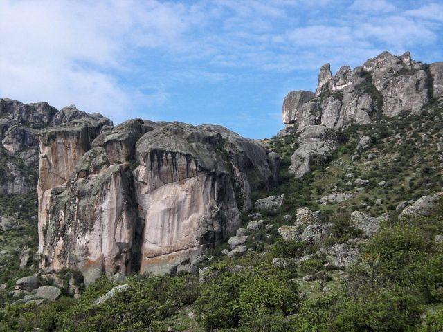 Marcahuasi Peru Hikes and Treks in Peru