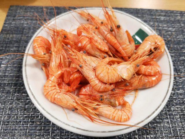Tasty salty shrimp on our Lagos Food Tour