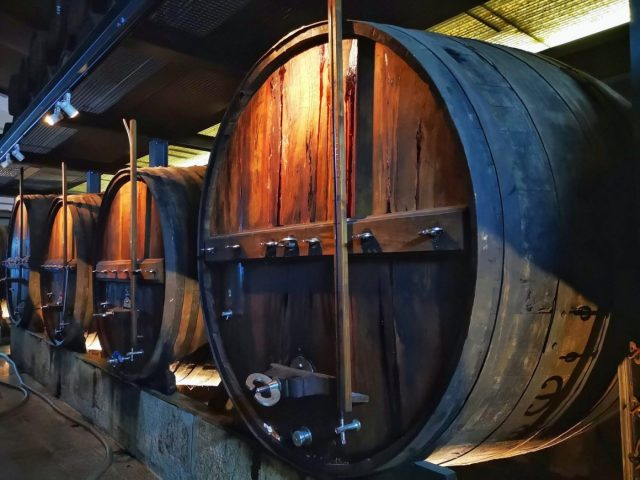 Barrels of Port Wine - A Douro Valley Wine Tour from Porto