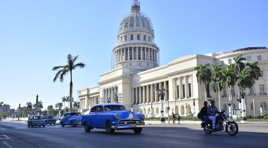Cuba Transportation: A Guide to Getting Around Cuba - Classic Car in Havana