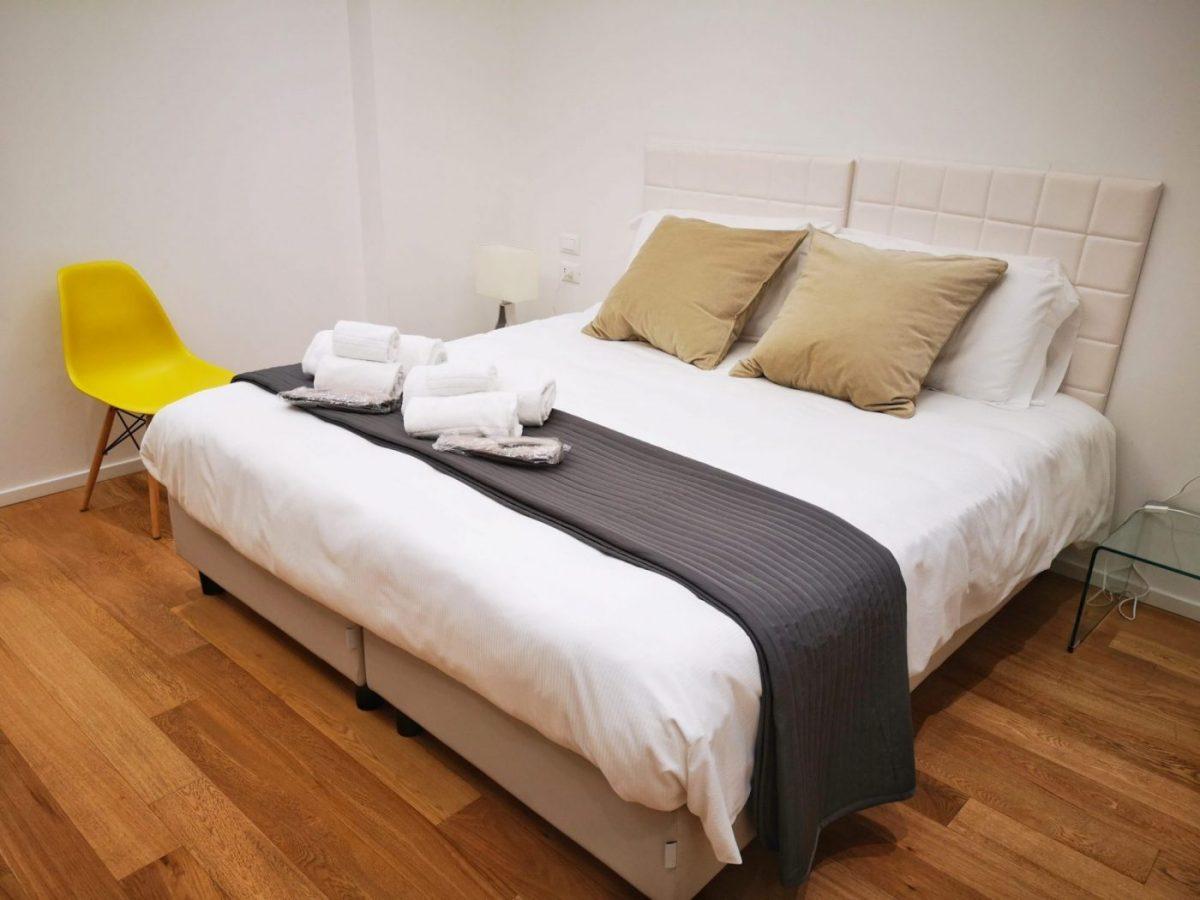 My Bedroom at Kalamonjo Suite&Rooms - The Mandorla Room