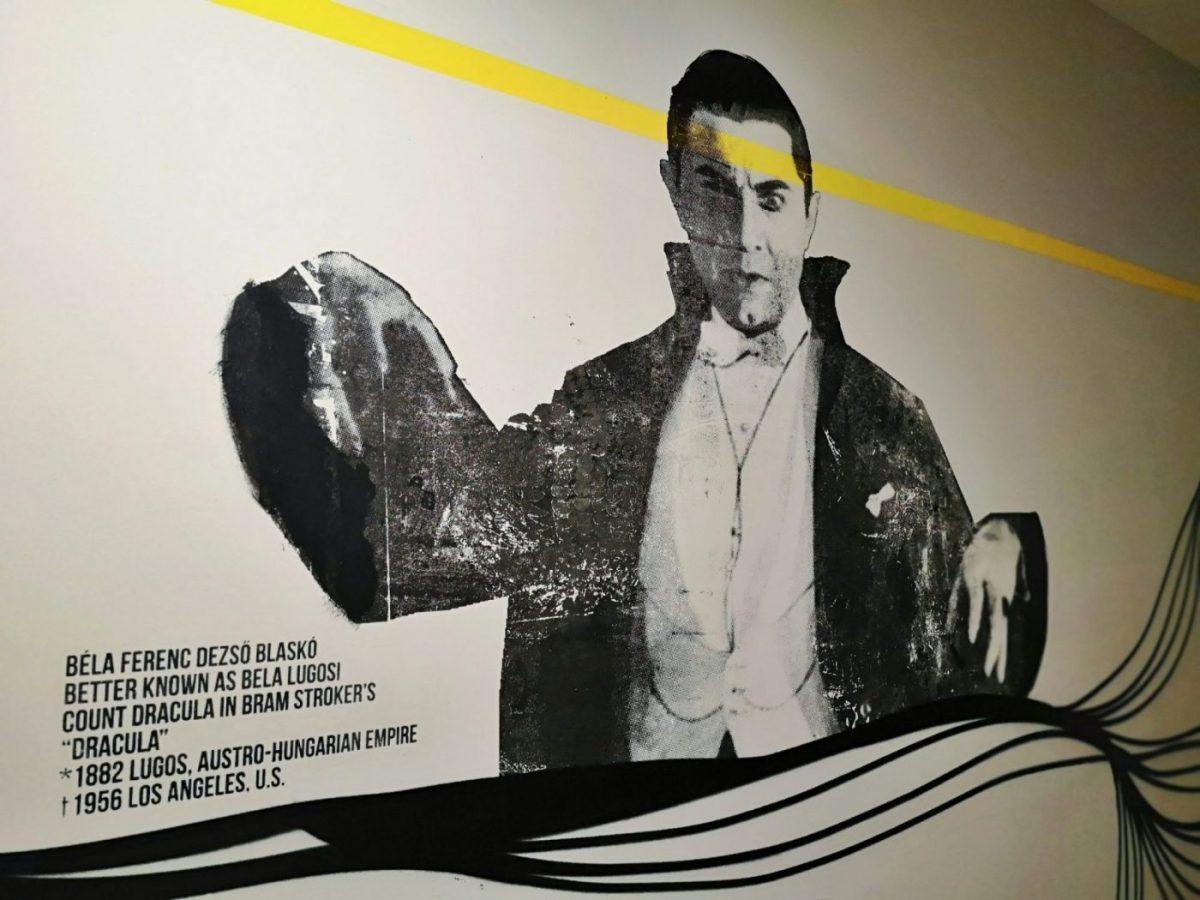 Bela Lugosi was also Hungarian