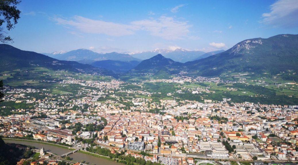 The View from Sardagna