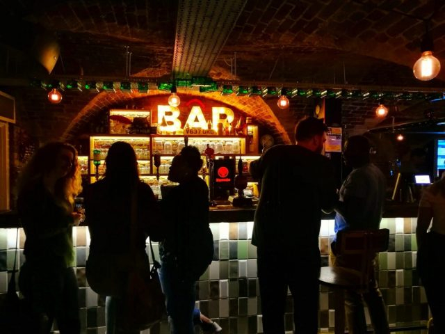 The womBAR is a great place to meet fellow travellers - Where to Stay in London