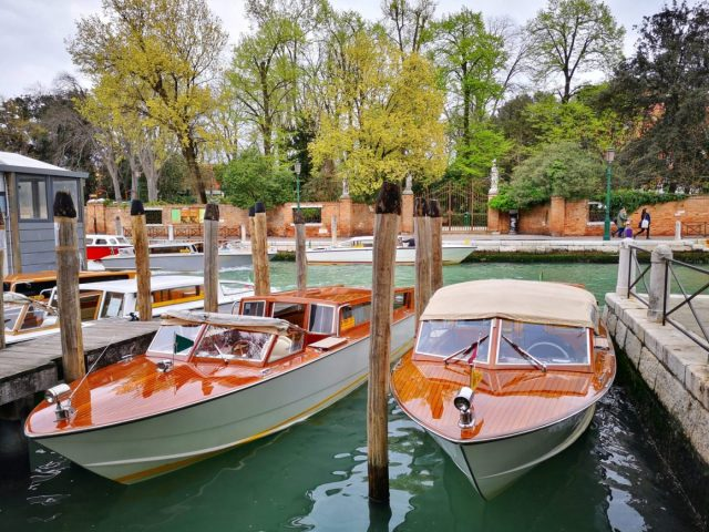 Water Taxis in Venice - Transport in Venice