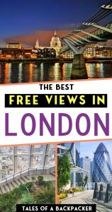 The Best Free Views in London