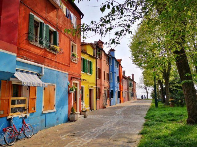 Beautiful Burano Island - A Burano Day Trip from Venice