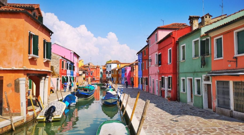 Things to do in Burano - Admire the Colourful Houses