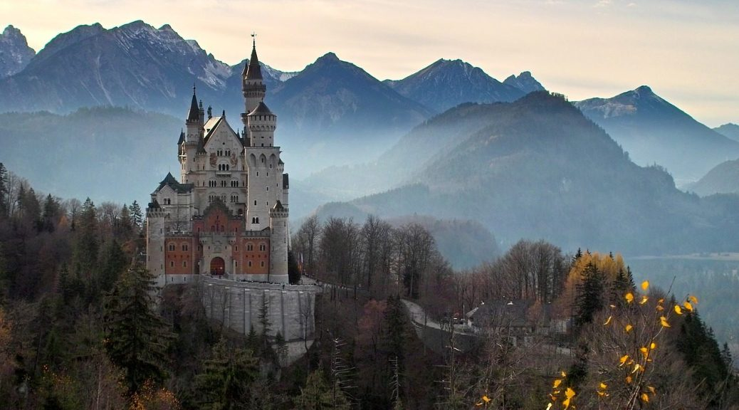 Neuschwanstein Castle Germany - Fairytale Castles in Europe you Can Actually Visit