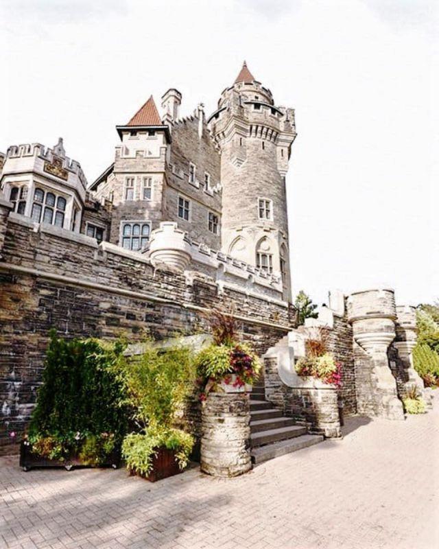 Casa Loma Canada - Castles Around the World