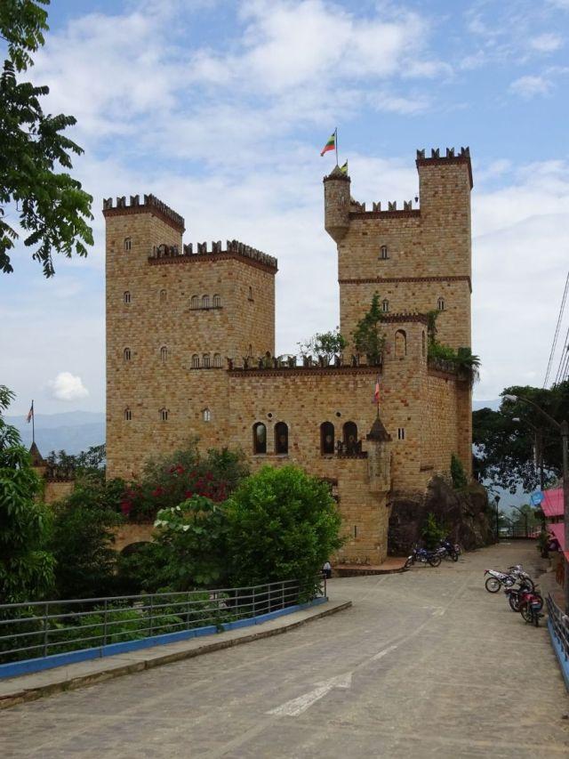 Castillo de Lamas Peru