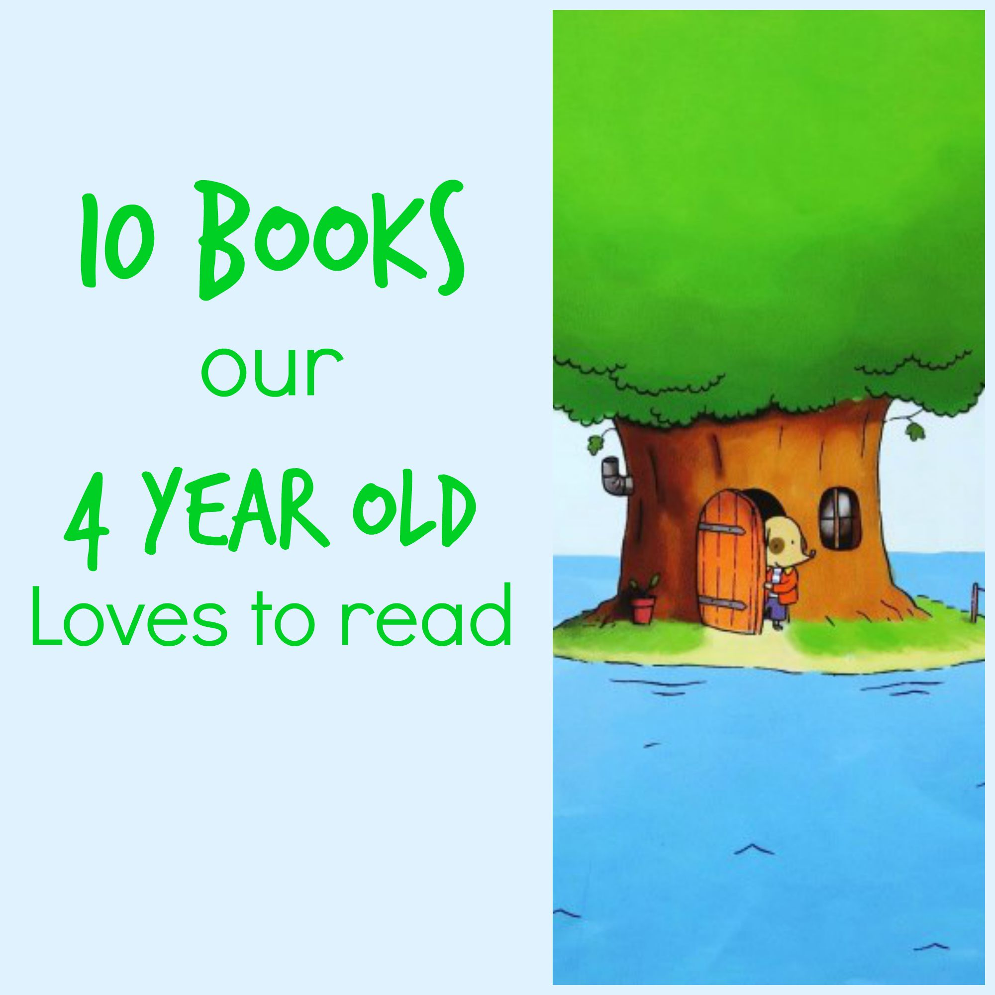 Best 10 Picture Books My 4 Year Old Loves Tales Of A