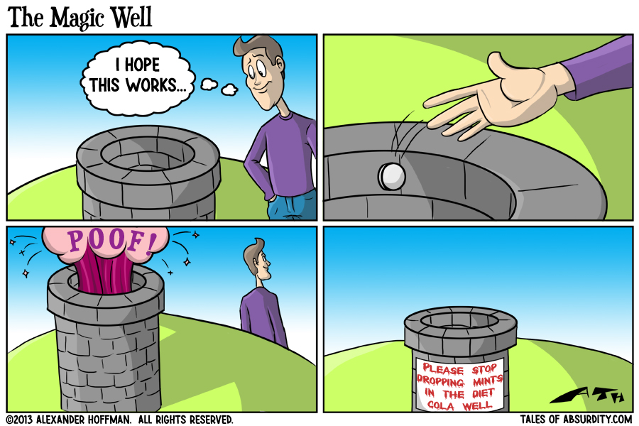 The Magic Well