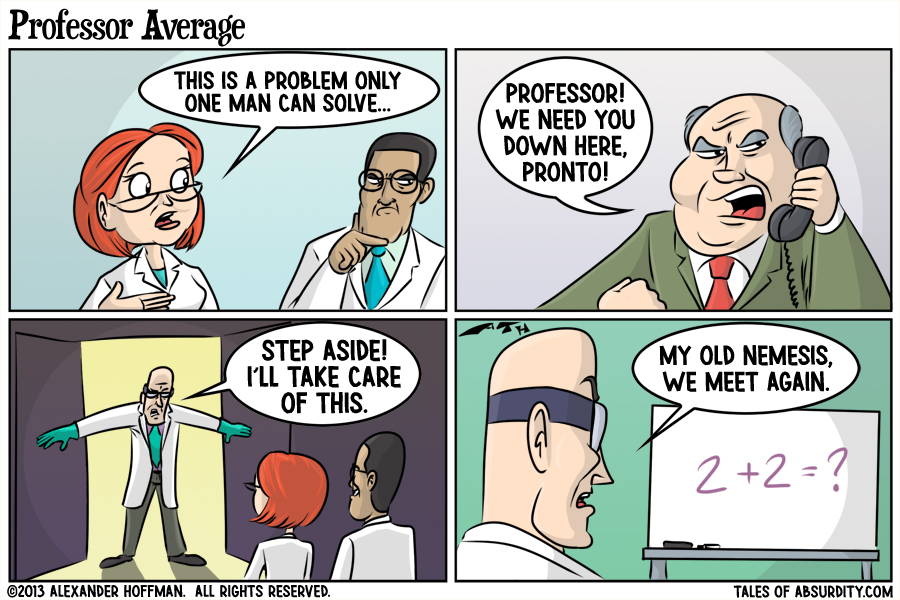 Professor Average