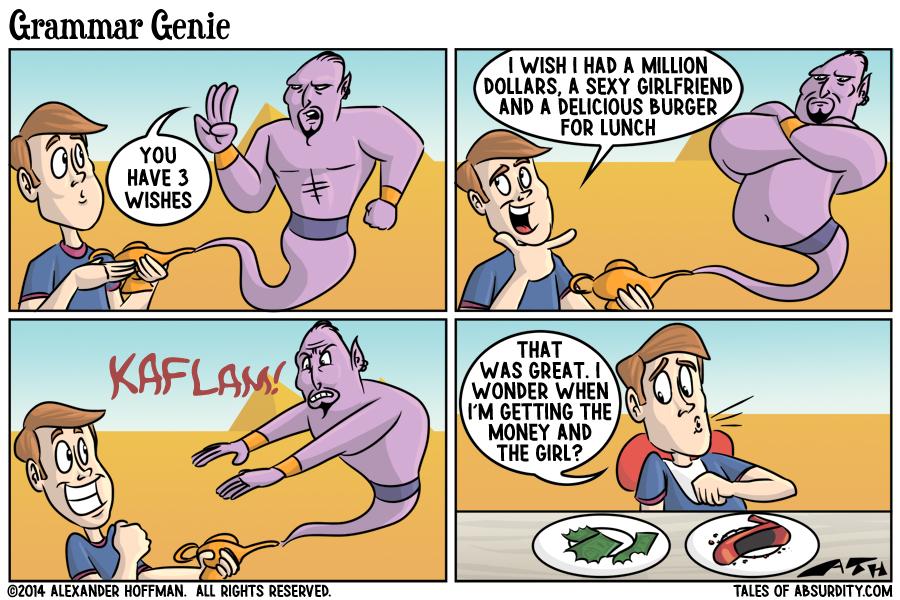 Grammar Genie