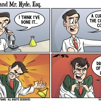 Dr. Jekyll and Mr. Hyde, Esq.