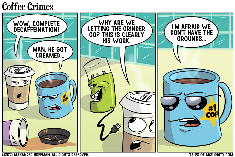 Coffee Crimes