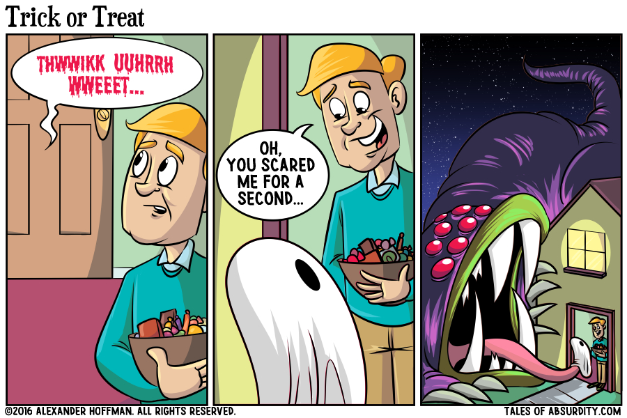 Hopefully your candy haul is monstrous this year!