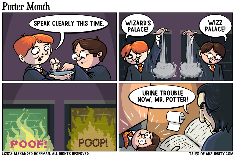 Potter Mouth
