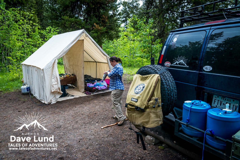 Pack small and adventure large! & Tents For Camping and Prepping - Tales of Adventures