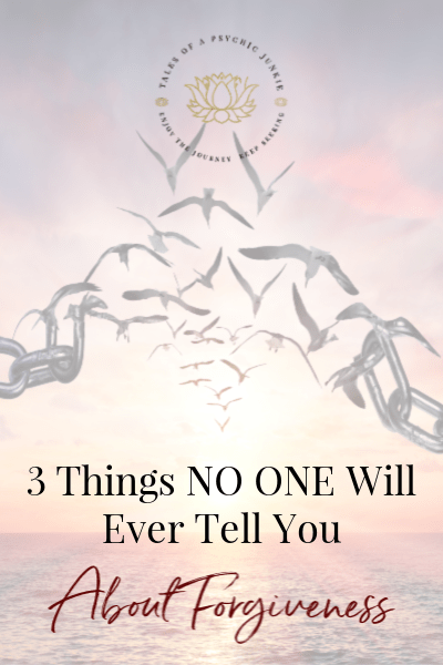 3 Things No One Will Ever Tell You About Forgiveness