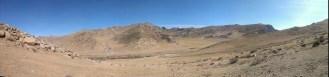 hiking panorama