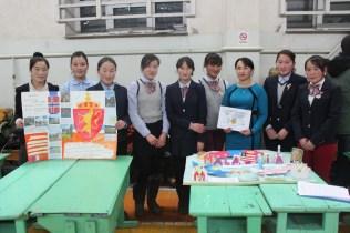 Doggi with School 3 Culture Fair Winners