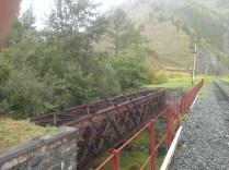 one of the bridges along the circum baikal railway