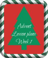 Christmas Advent ideas for toddlers