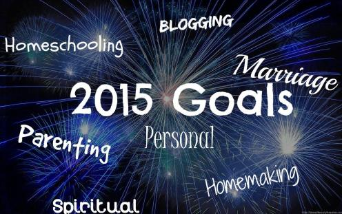 A list of goals for 2015 (and how to have success achieving them!)