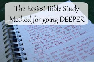 Bible Study Tools: SOAP Bible Study