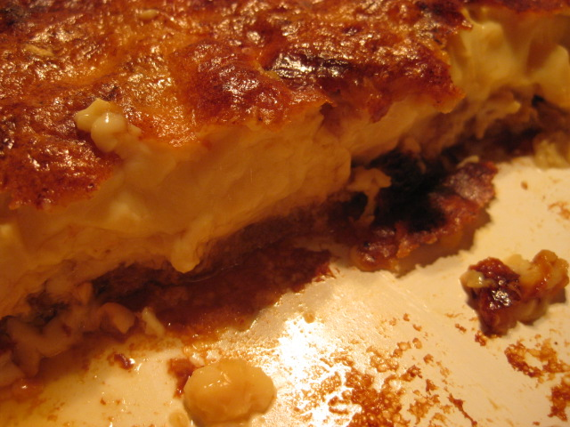 look at all that custard!
