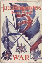 Illustrated London News, war supplement, August 1914