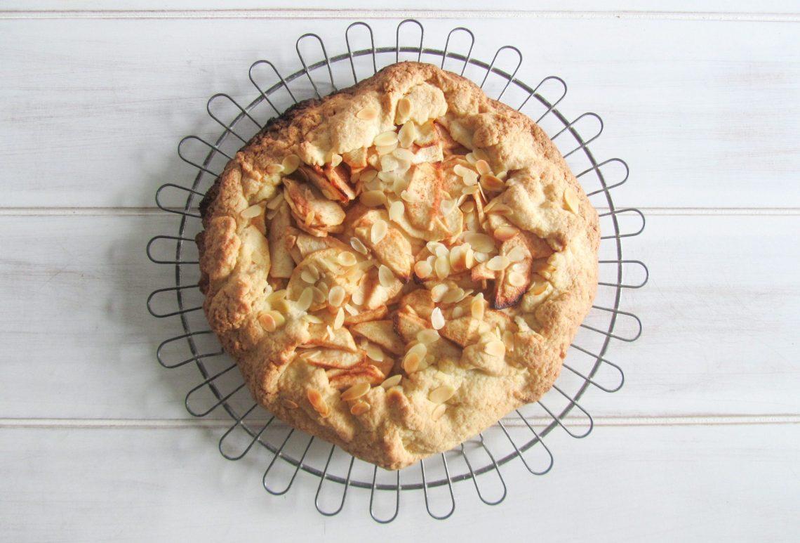 Easy-apple-galette-recipe
