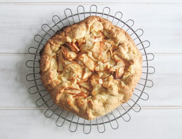 Easy-apple-galette-recipe
