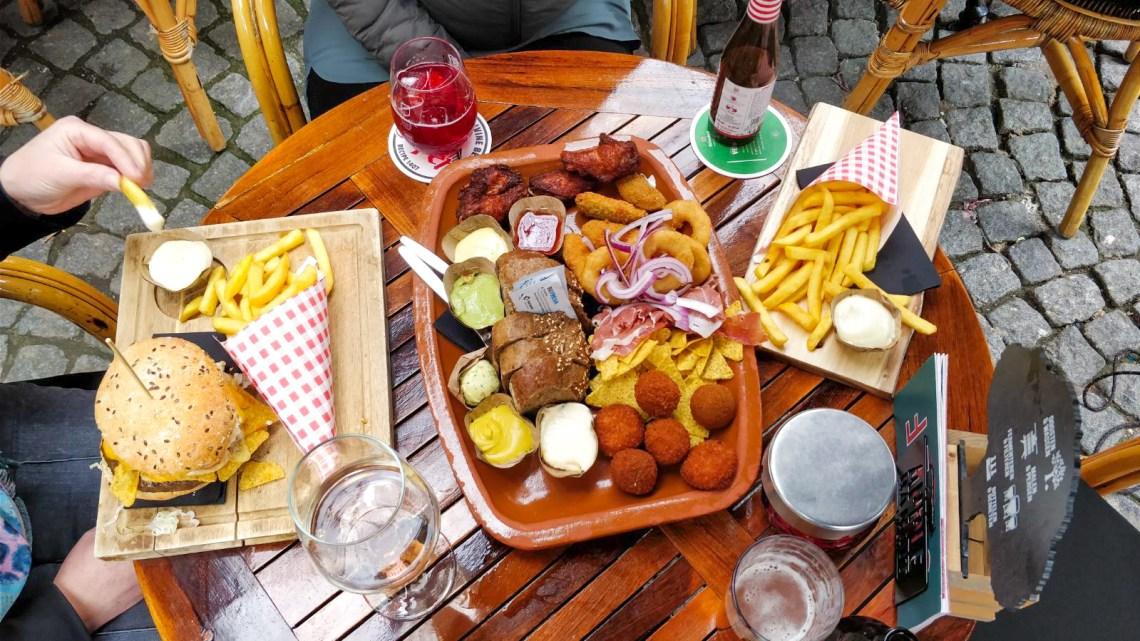 Vegetarian for a week - Party platter