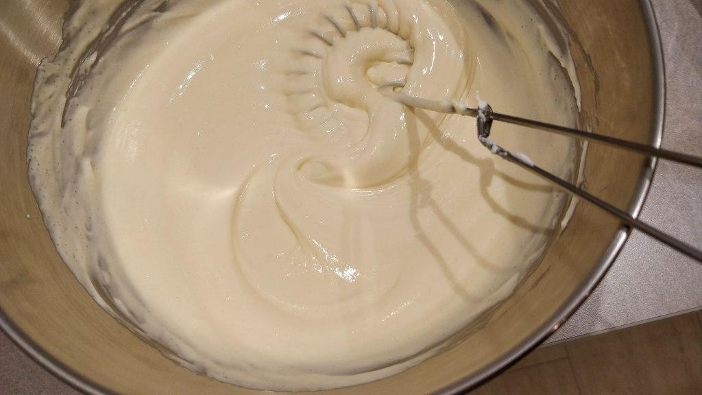 Mascarpone cream