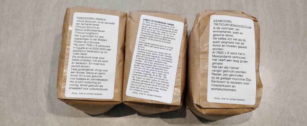De Genneper watermolen flour