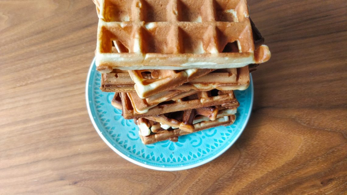 The ultimate Friendship waffles recipe