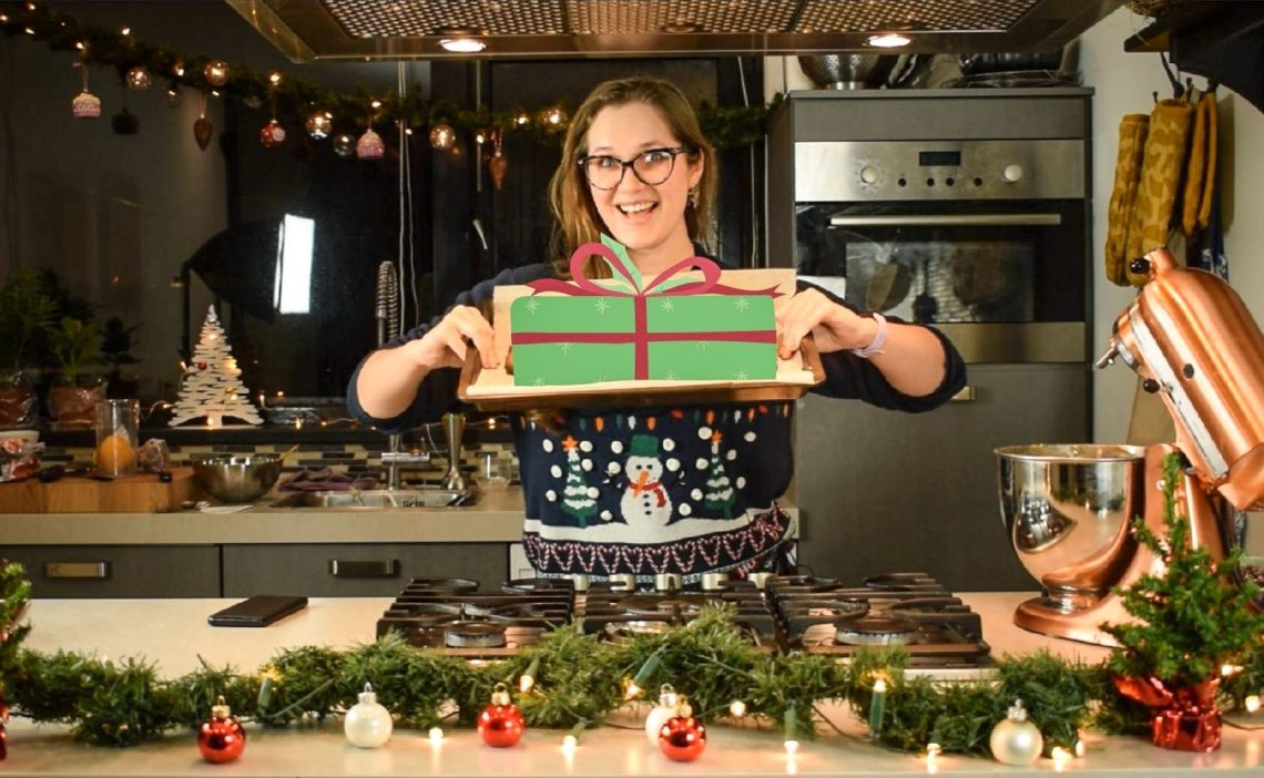 Mystery Baking Challenge - The Christmas edition