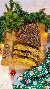Vegan Dutch Christmas Bread Kerststol