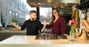 Jamie & Olivier Mystery Baking Challenge