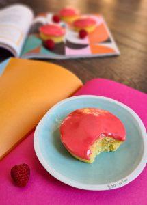 Roze Koeken - Dutch Pink Cakes Recept