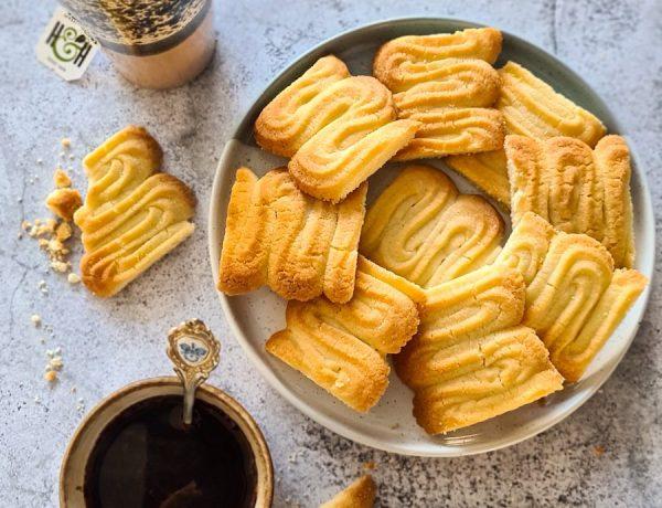 Dutch Sprits Cookies - Utrechtse Spritsen