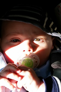Little Man Big Bright Eyes